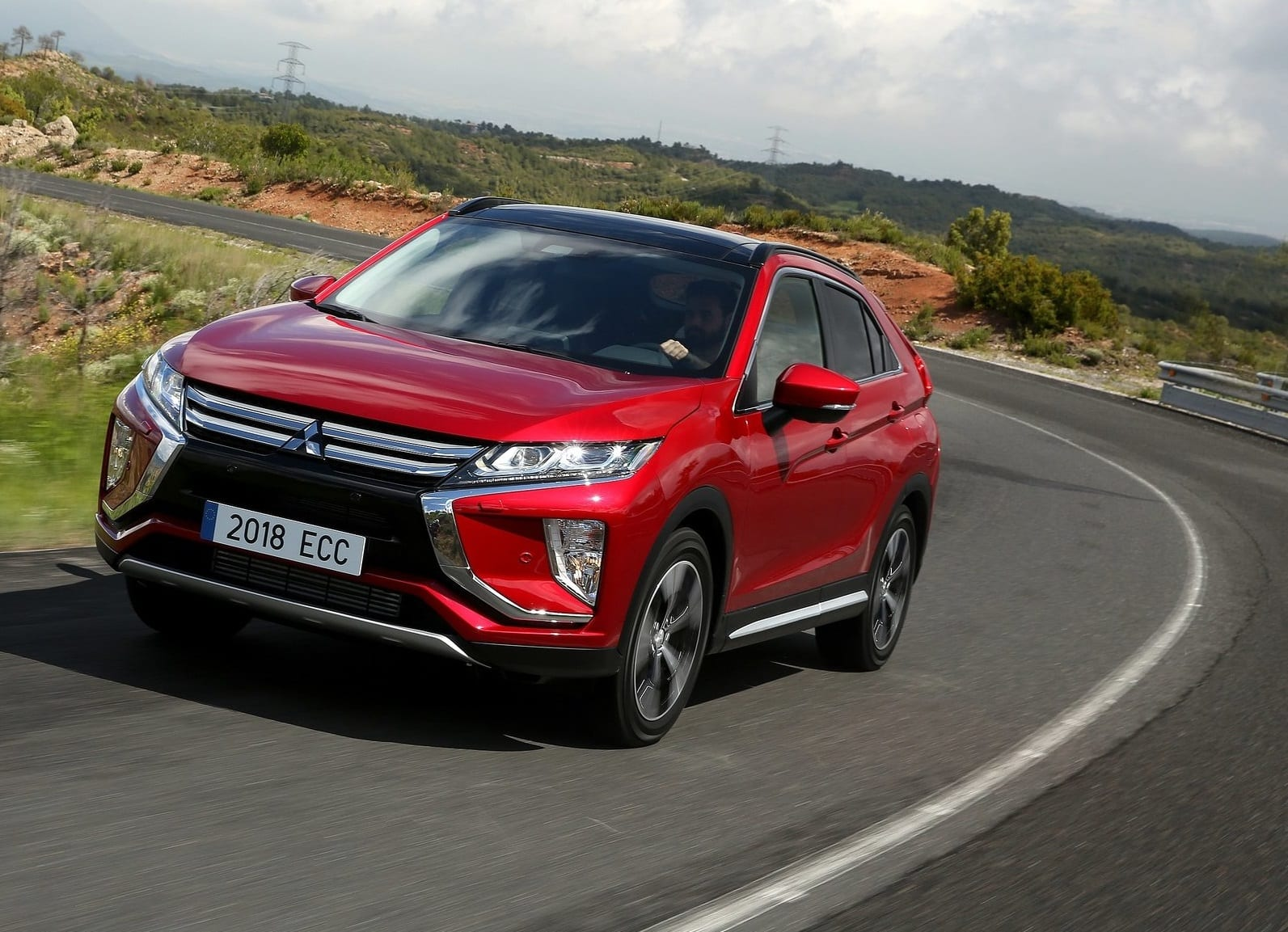 Mitsubishi Eclipse Cross First Edition