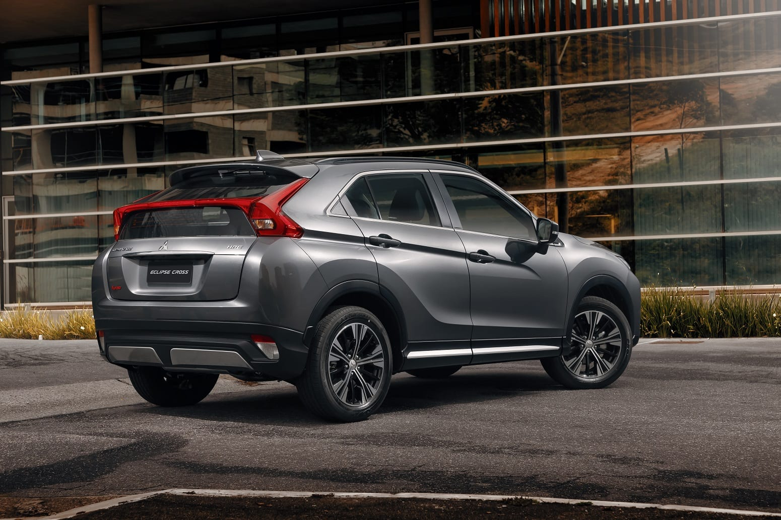 de Mitsubishi Eclipse Cross bij Bennie Wilmink