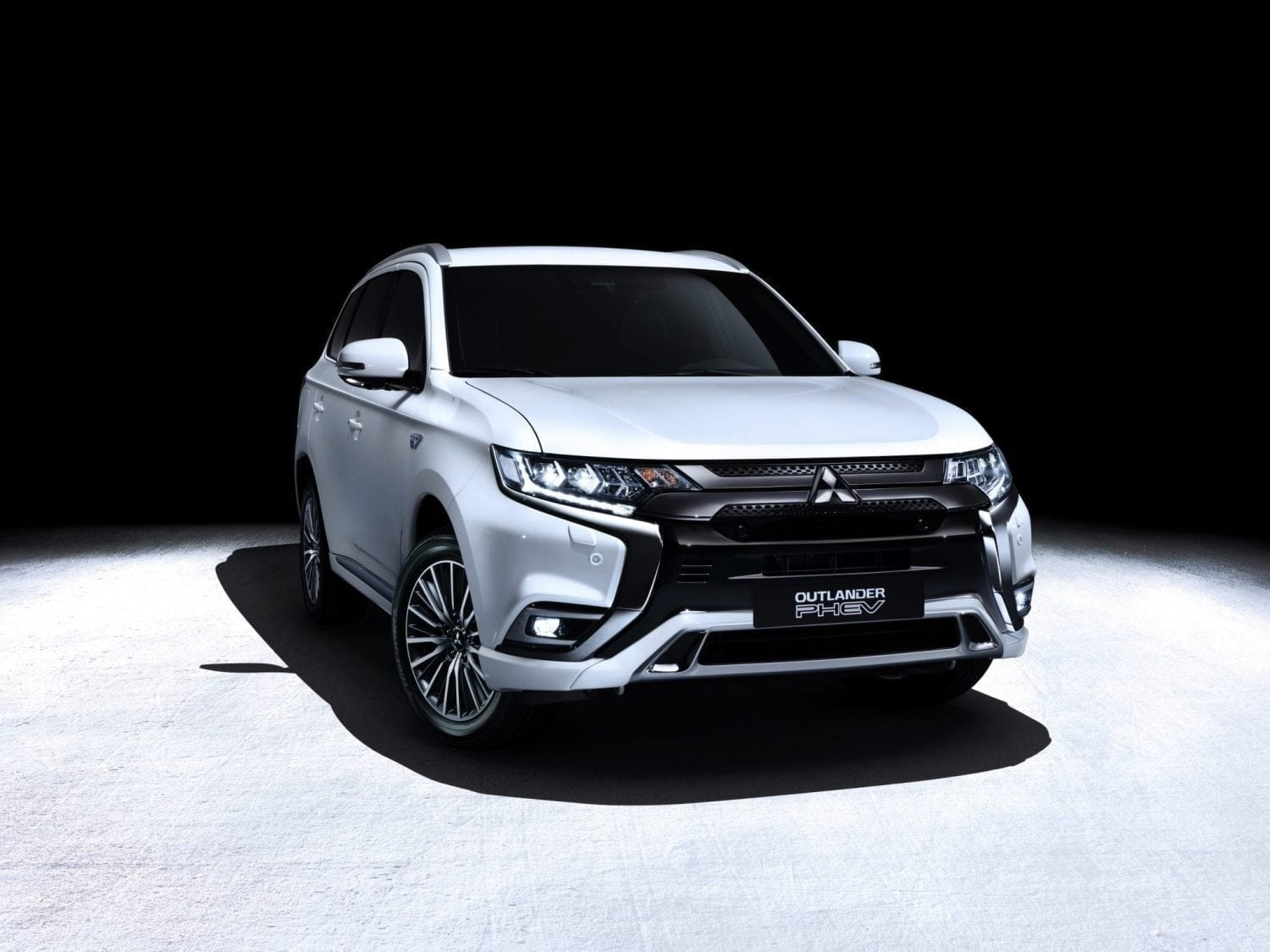 Outlander 2.4 PHEV S-Edition