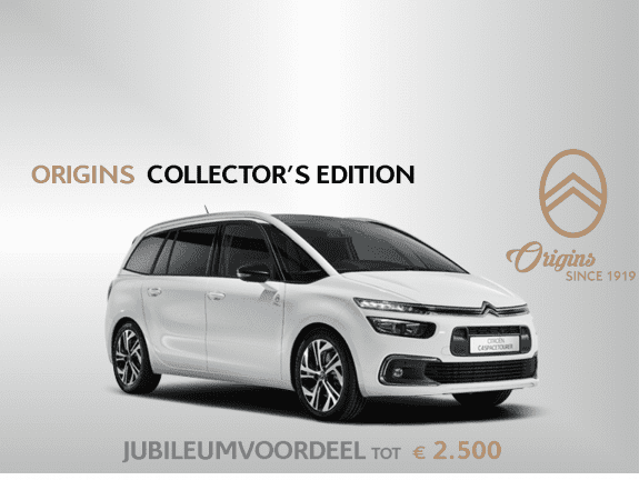 Afbeelding van Citroen Grand C4 SpaceTourer Origins